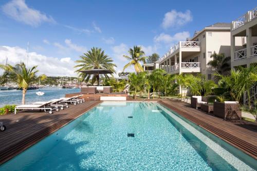 Los 10 mejores hoteles 5 estrellas en English Harbour Town ...