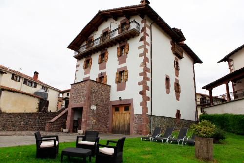 Casa de campo Casa Aldekotxeberria (España Ziga) - Booking.com