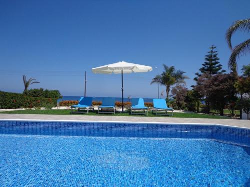 Latchi Riviera Beach Villa No.2