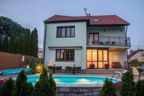 Villa Grande - Apartmány