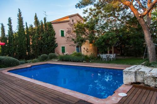 Casa de campo Cal Pere Pau (España Vilafranca del Penedès ...