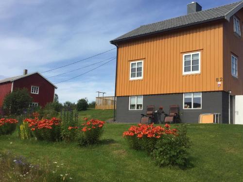 Casa de vacaciones Elstad Farm Lofoten (Noruega Bøstad ...