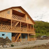 Hotel Qortvebish Svaneti