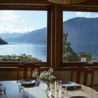 Family Apartment with Fjord view - Sjøglytt