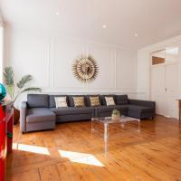 Tejo Vintage Three-Bedroom Apartment - by LU Holidays