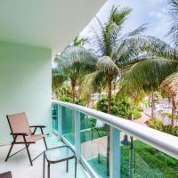 2 bedrooms apartment on the beach