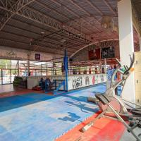 Cong Carter Muay Thai Camp