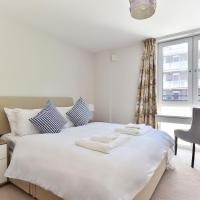 2BR in Putney with parking