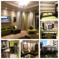 Luxury Mamoura Alexandria Apartment