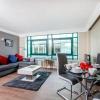 Luxury 2 bed apartment near Warren Street station