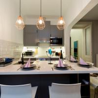 Luxury Twin 1-bedroom in Kazinczy street