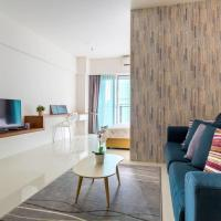 Comfy Studio Mercu Summer Suites