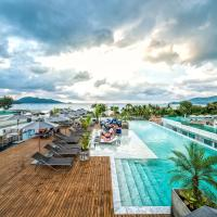 Hotel Clover Patong Phuket (formerly Surf Hotel Patong)