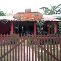 pousada e restaurante marina mar