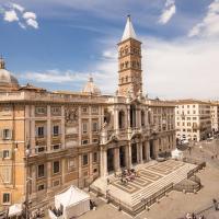 Basilica S.Maria Maggiore View