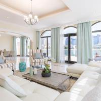 Five Bedroom Beachfront Villa on Palm Jumeirah by Deluxe Holiday Homes