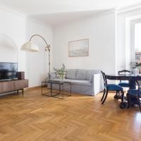 Three-Bedroom on Via Tevere Apt 5A