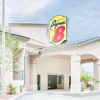 Super 8 by Wyndham Diberville Biloxi Area