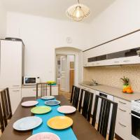 Karlin Apartment with balcony