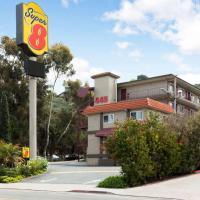 Super 8 by Wyndham San Diego Hotel Circle