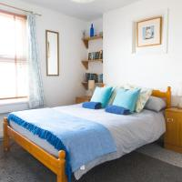 Quirky, Bright Double Room