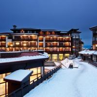 Astera Bansko Apartment Tourist Complex & SPA(班斯科阿斯特拉旅游SPA酒店)