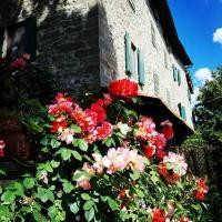 Podere I Rovai-apt IL RIFUGIO-amazing view Tuscany
