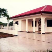 Twee onder 1 kapwoning in Morgenstond Paramaribo Noord