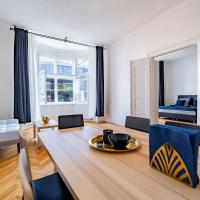 Spacious Apartment in the Centre of Prague
