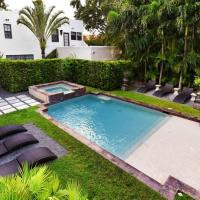 Villa Valentino - Charming and Historic Miami Cottage 2BD/1BA and Pool - Sleeps 4 - RMC200