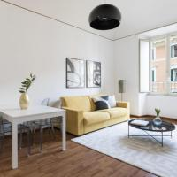 Three-Bedroom on Via Tibullo Apt 9