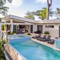 4 Suites in Modern, Private Villa
