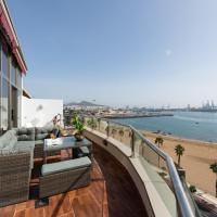 PENTHOUSE ALCARAVANERAS BEACH · FREE PARKING by Living Las Canteras