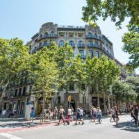 Safestay Passeig de Gràcia