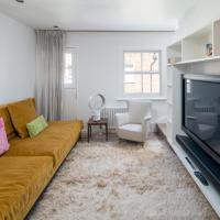 Airy and Bright 4 bed house near Hyde Park (for 6)