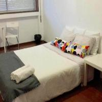 Aslep, hostel simple private rooms
