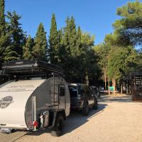 Camping Vransko jezero - Crkvine