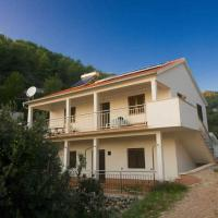 apartment with 3 bedrooms in gdinj, with enclosed garden - 50 m from the beach