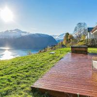 Two-Bedroom Holiday home in Valldal 2