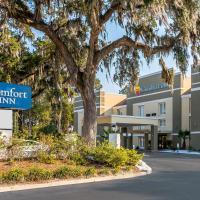 オグルソープ イン&スイーツ(Comfort Inn Savannah)