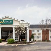 Quality Inn & Suites St. Charles