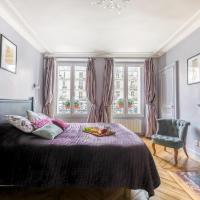 Central Marais Lovely Apartment