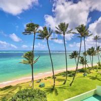 Luxury in Oahu at Punaluu