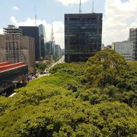 AV Paulista ao lado MASP