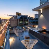 Hub Suites, Luxury living in Athens