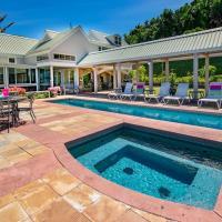 Luxurious ocean front beach house