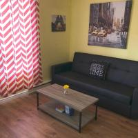 Happy/Colourful Studio Near Downtown/Old Montreal