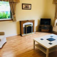 Lovely Leafy Edinburgh Apartment with Free Parking