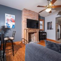 Short North Private Condo Room with Shared Space