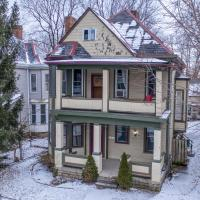 Short North Private Condo 3 Blocks from High Street